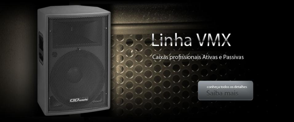 Caixa Acústica - Full Range alto desempenho
